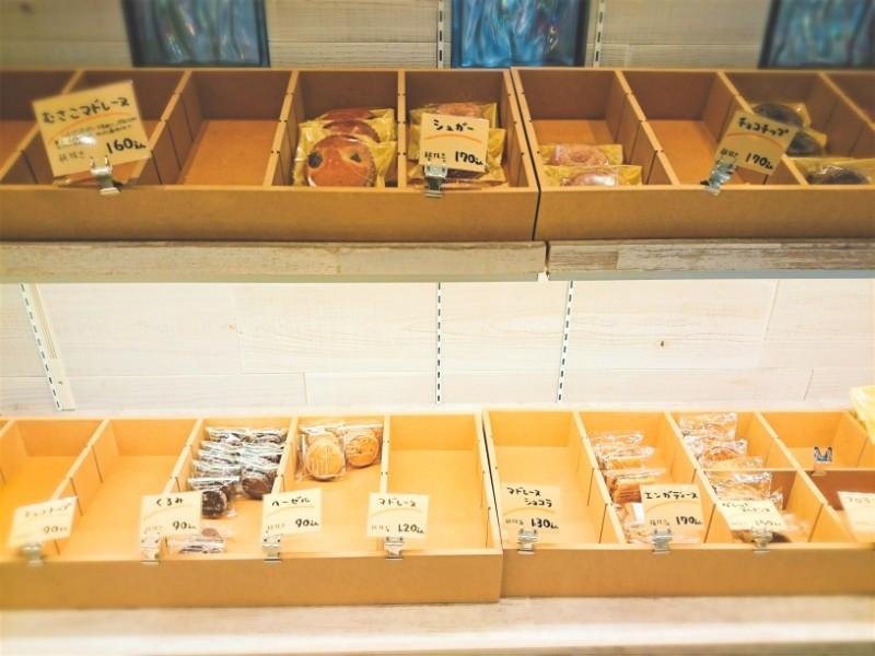 店内焼き菓子 (1)