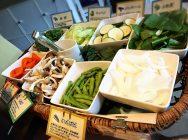 湘南野菜たっぷり!好きな野菜を選べるランチin平塚