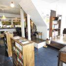 【青葉区川内】趣きある空間と本に囲まれて「ニハチ喫茶」