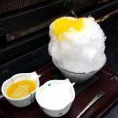 天然氷で作るかき氷「霧原」@葉山