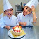 【名取市】「パンセ」のケーキ!宮城県初、パティシエとケーキ作り体験も♪
