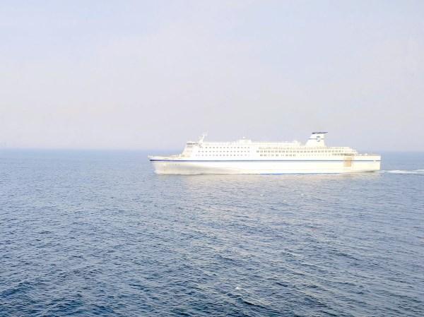 【宮城野区】移動も思い出。海の大きさを思い知る太平洋フェリー!