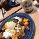 """名古屋初上陸!""""ミールカフェ""""でクレープにトッピング@大名古屋ビルヂング"""