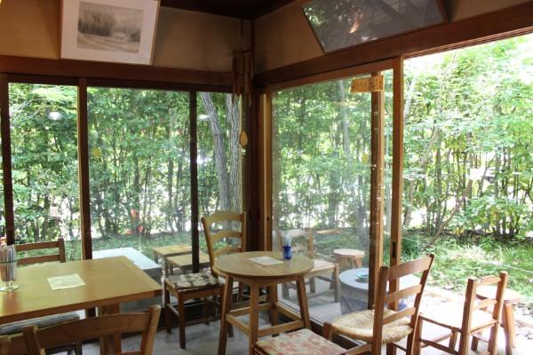 深大寺で涼を求めて行きたい喫茶と雑貨の店「曼珠苑」