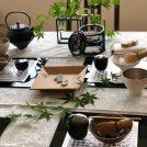 【大人の夏カルチャー】テーブルDE茶道親子体験