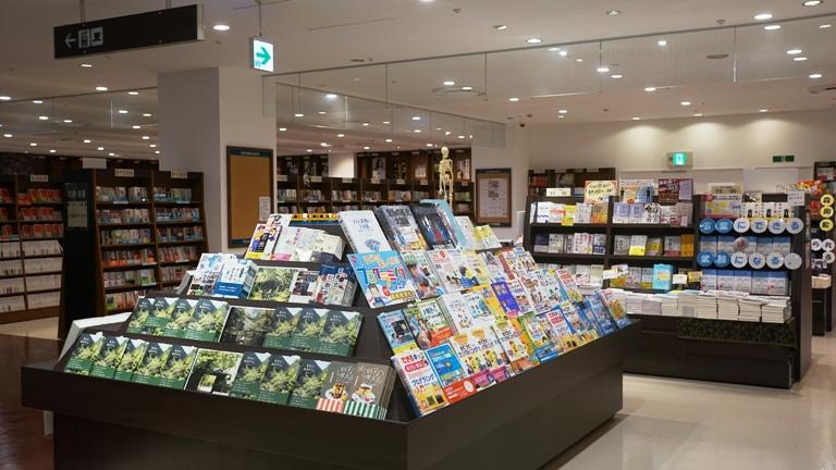 【立川】ジュンク堂書店立川髙島屋店でポイント5倍キャンペーン!