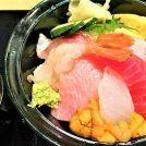 また食べたい!名駅徒歩5分 柳橋中央市場入口「鮨かど」の贅沢海鮮丼