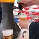 札幌駅南口で乾杯。「銀座ライオンBEER FESTA」でビールと音楽を!