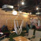 カフェでハンモックを親子で楽しむ!「Cafe Hammock」@三鷹