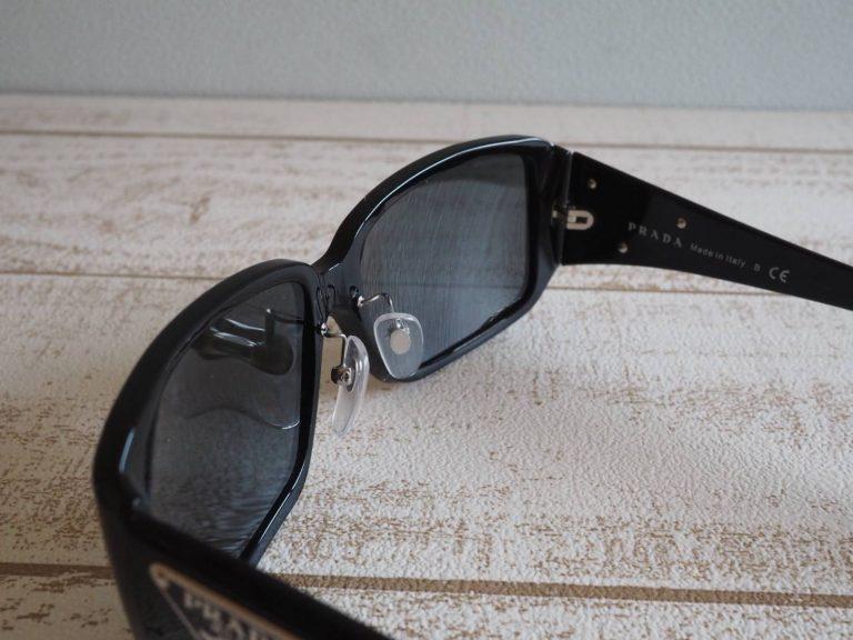 ほっぺにサングラスの跡がつく人に朗報