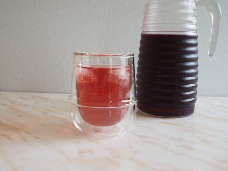【自家製】赤しそジュース