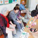 毎週土曜日は「こども交流カフェ」。中川児童館と中川福祉会館で
