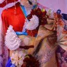 フランス映画祭でフラワーオブジェを展示。藤が丘在住のフラワーデザイナー星野久美さん