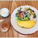 ふわふわの絶品オムレツ!農園レストラン「サバーヴィアン」の朝食(日進市)