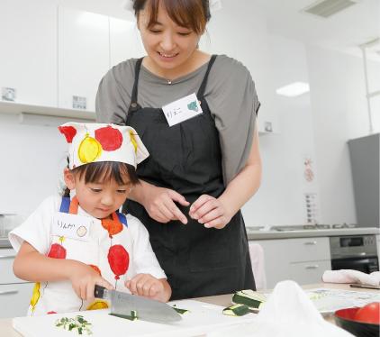 <料理&片付け親子イベント開催!>子どもに家事をどう教える?
