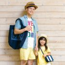 パパ&キッズの夏リンクコーデ!【GAP・GAP KIDS】