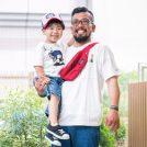 パパ&キッズの夏リンクコーデ!【GLOBAL WORK】