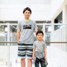 パパ&キッズの夏リンクコーデ!【SEVENDAYS=SUNDAY】
