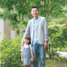 パパ&キッズの夏リンクコーデ!【無印良品】