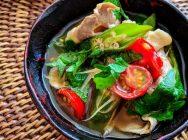 旬の野菜で、さわやか☆初夏のレモンちらしご飯と豚汁【有川奈名子のタナバタキッチン】