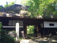 ボリュームたっぷりの天ぷら蕎麦がおすすめ「しらい庵」趣のある古民家で