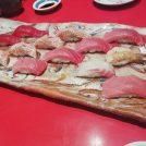 【二子玉川】金沢で感動したお寿司が都内でも!白身魚のとろに海老のとろ?