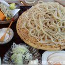 【八王子・高尾】自家製粉の手打ち蕎麦と自然を満喫♪「蕎麦と 杜々」(多摩エリアでワンコと遊ぼう♪)