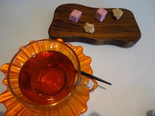 紅茶とスィーツ
