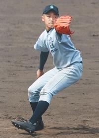 中嶋太一 投手
