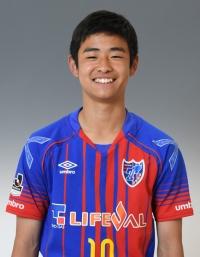 MF 安田虎士朗選手