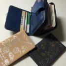 サムライブルーに見習い、清々しく整える!ポイントカードを整えてみた♪