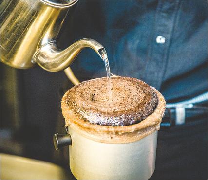 基本のホットコーヒー