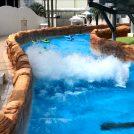 ナガシマジャンボ海水プールに、絶叫系「超激流プール」が新登場。流水プールにドッカン迫力が備わった!