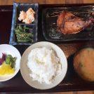 干物専門店「ひもの食堂」で旬の魚を食らう!ごはん・味噌汁・漬物おかわり自由@伏見