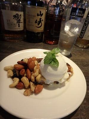 神戸「アンティーク 」でバーの「パンヴェルデュ」♪美味しいカクテルと一緒に!
