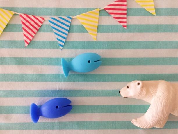 【旅行】歯ブラシってどうしてる?モヤモヤをお魚さんが解決!
