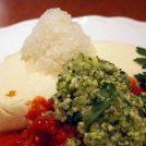 大名古屋ビルヂング「キッチン大宮」の新メニューは「氷結サルサオムライス」