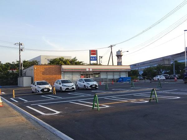 【開店】「セブンイレブン千葉塩田町店」が7/26(木)オープン@千葉