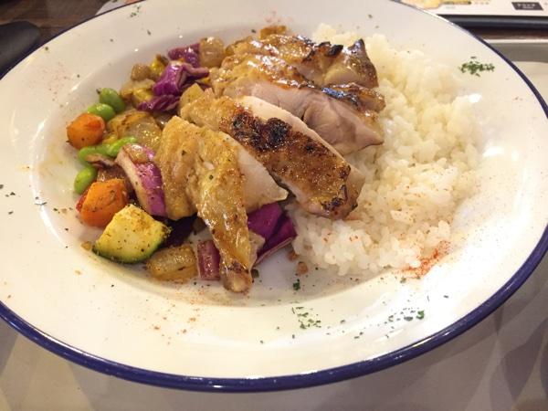 BBQ 鶏肉