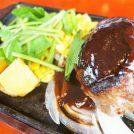 熟成肉のハンバーグと新鮮野菜がたっぷり味わえる!「ファーマーズテーブル」柏の葉店