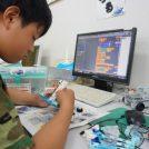 小学生のロボットプログラミングも!「パソコン教室 ホエール南茨木校」