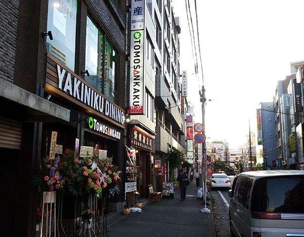 【開店】柏の焼肉酒場ともさんかく本店別館、7月2日オープンの4店目