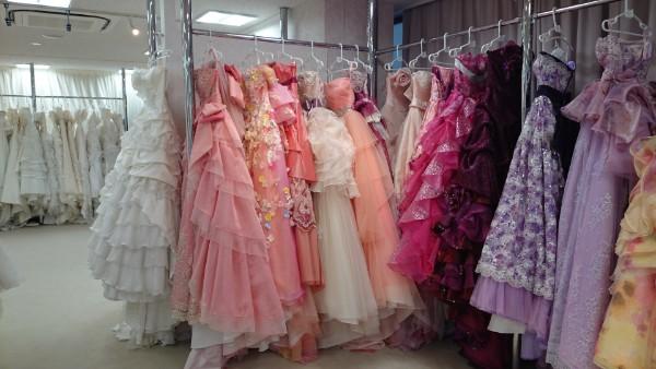 夢の国でドレスも着物も!かわいい!きれい!「KISEI(キセイ)マリアージュ」