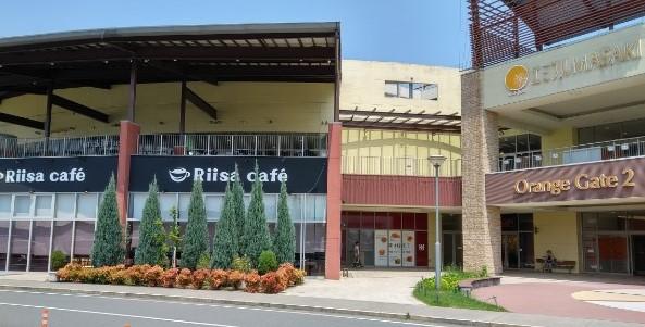 クールシェアイベント中のエミフルMASAKI、「Riisa Cafe」はキッズルームあり