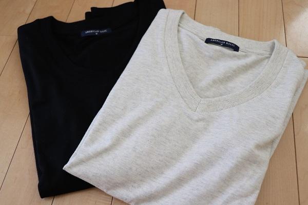 AMERICAN HOLICのTシャツはハリ感も形も◎!641円!!