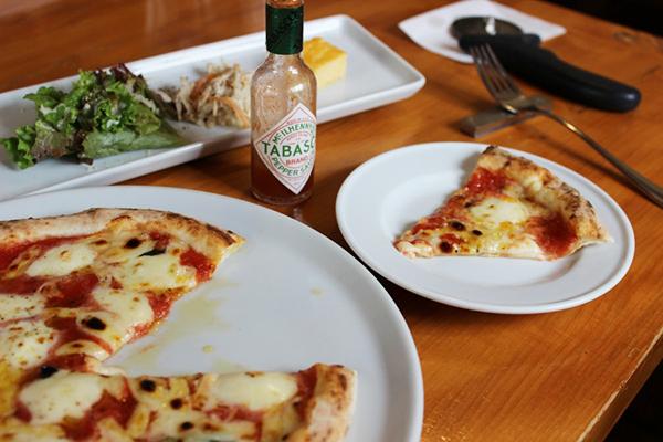 【薩摩川内】石窯焼きピッツァが美味しい「passo a Luna」