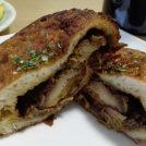 《岡崎SA》パンのトラ岡崎店限定、五平パン・八丁味噌のカレーパン・岡崎おうはんクリーム!