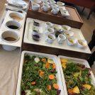 新鮮野菜のサラダバーはランチタイム限定!予約必須の農家レストランSOZAIYA