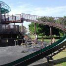 【山形県山形市】夏だ!水遊びだ!西公園と山形蕎麦『つる福』