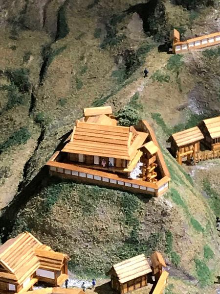 岐阜県可児市・久々利城(くくりじょう)跡 ジオラマ寄贈で後世へ感動を提供